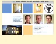 Bild Webseite Kretz Carsten Dr.med. , Rudolf Dr.med. , Schlak M. Praxis für Innere Medizin Meckenheim