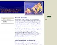 Bild Webseite Reichel Dirk Dr.med. Homöopathie München