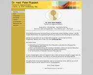 Bild Ruppert Peter Dr.med. Allgemeinarzt