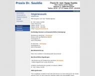 Bild Sauldie Happy Dr. Praktischer Arzt