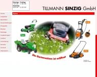 Bild Tillmann Sinzig GmbH Forst- und Gartengeräte