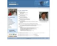 Bild Webseite Flohr Friedrich Dr.med. Augenarzt Hamburg