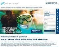 Bild Webseite Fischer Jörg Dr. Augenarzt Hamburg