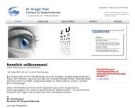 Bild Gregor Paul Dr.med. Augenarzt