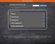 Bild Webseite Merten Rosa-Maria Dr.med. Augenärztin München