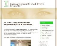 Bild Neunhöffer Evelyn Dr. med. Augenärztin