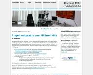 Bild Webseite  Postfeld