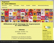 Bild Augenarzt Widmann Anton Dr.med.
