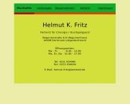 Website Fritz Helmut K. Facharzt für Chirurgie , Leinendecker Heinz-Gerd Facharzt für Innere Medizin