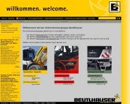 Bild Beutlhauser Carl Baumaschinen GmbH