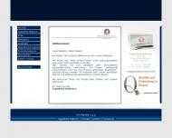 Bild Webseite Hoffmann Engelbert Tagesklinik Unfallchirurg Bad Mergentheim