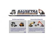Bild BAUSETRA GmbH Nutzfahrzeug- und Baumaschineneservice