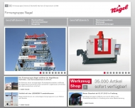 Bild Nagel Baumaschinen Magdeburg GmbH