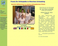 Arztpraxis f?r Orthop?die, Sportmedizin, AkupunkturSchmerztherapie, Rheumabehandlung, Arthrosetherap...