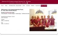 Website Dr. med. Klaus Ventzke