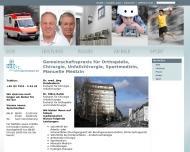 Bild Reichel Rainer Dr. med. Chirurg und Unfallchirurg , Hundenborn Jörg Dr. med. Chirurg und Unfallchirurg