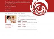 Website Pause, Christiane Dr. u. Jochims Katharina Dr. Frauenärztliche Praxis