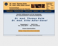 Bild Keim Thomas Dr.med. Frauenarzt