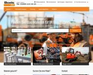 Baumaschinen Vermietung und Mietmaschinen Verleih - Boels