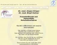Bild Kröger Jürgen Dr.med. Arzt für Frauenheilkunde und Geburtshilfe