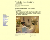 Bild Lehmann Barbara Dr.med.