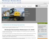 Bild Nürnberger Baumaschinen Niedermayer & Co. GmbH