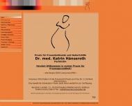 Bild Hänseroth Katrin Dr. Frauenarztpraxis