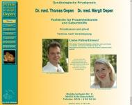 Bild Oepen Thomas Dr.med. u. Margit Dr.med. Fachärzte für Frauenheilkunde und Geburtshilfe