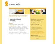 Website Scholle Susanne DR.MED.