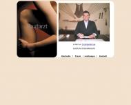 Website Bill Boris Dr.med. Facharzt für Haut- und Geschlechtskrankheiten