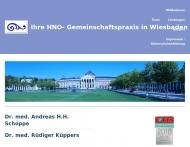 Bild Schoppe Andreas u. Kueppers Ruediger HNO-Praxis