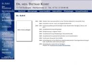 Bild Kuhrt Dietmar Dr.med. Hautarzt