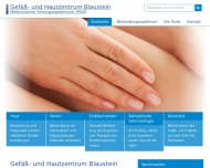 Bild Webseite Internistenpraxis Alstertal Hamburg