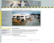 Bild Baumaschinen-Reparaturen Umlauf-NOVO GmbH