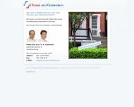 Bild Webseite Sauermost U.-K. Dr. Kardiologe Hamburg