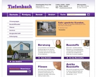 Bild Tiefenbach BHV Baugeräte- Handels- und Vermietungs-GmbH