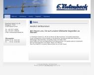 Bild Rutenbeck GmbH & Co. KG, Ernst
