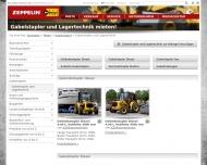 Bild Zeppelin Baumaschinen GmbH Niederlassung