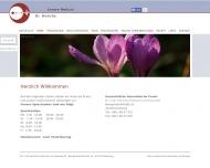 Bild Webseite Hinrichs Hamburg