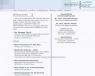 Bild Warrelmann Sven Dr.med. , Flamm Thomas Dr.med. u. Braker Kai Dr.med. Fachärzte für Allgemeinmedizin