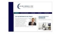 Bild Webseite Pust Andreas H. Dr.med. Internist Hamburg