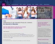 Bild Webseite Schmid Karl Michael Dr.med. Internist München