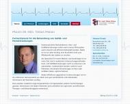 Bild Webseite Pinkau Tobias Dr. med. Kardiologe-Internist München