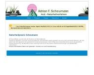 Bild Webseite Scheumann Adrian Allgemeinmedizin Naturheilverfahren prakt. Arzt Düsseldorf