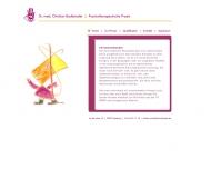 Bild Webseite Bockbreder Christian Dr.med. Praktischer Arzt-Naturheilverfahren Hamburg