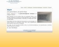 Website Pietzsch Thilo Dr. med.