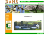 Website Dahs Adolf , Monika Baumschule