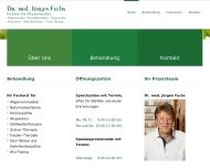 Bild Fuchs Arzt für Allgemeinmedizin und Naturheilverfahren