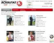 Website Ing. Walter-H. Ackrutat Inhaber Karsten Enghusen