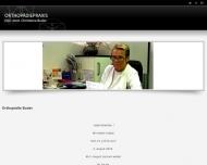 Bild Buder Christina Dr. Orthopädische Praxis